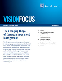 The Changing Shape of European Investment Management