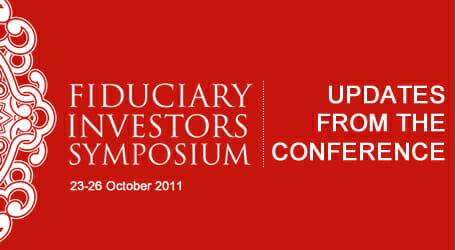 Fiduciary Investors Symposium - Beijing