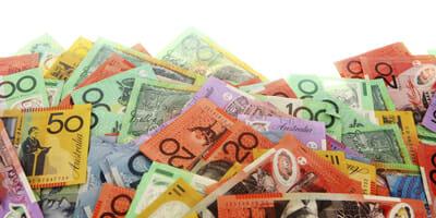 Australian dollars WEB